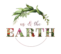 Us and the Earth Logo