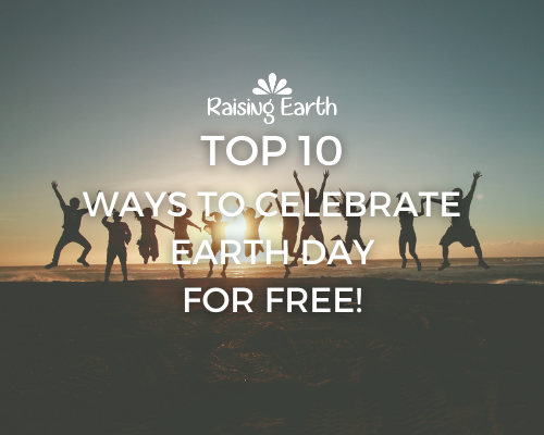 TOP 10 WAYS TO CELEBRATE EARTH DAY FOR FREE THIS YEAR