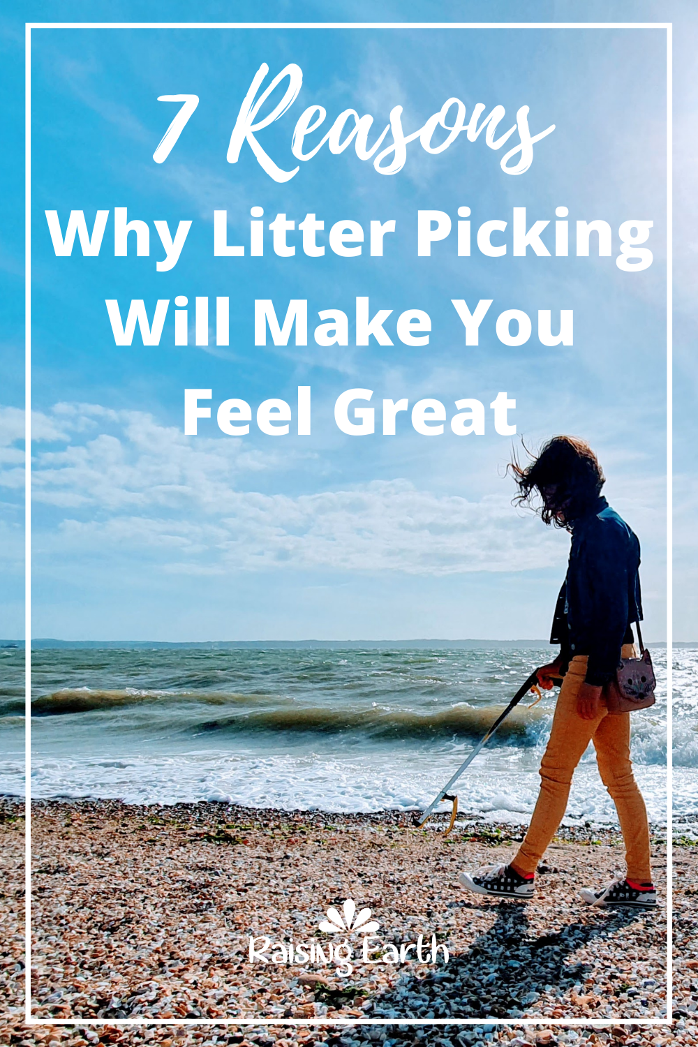 7 Reasons Litter Picking Will Make You Feel Great Pin2